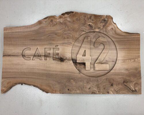 Logo Cafe 42